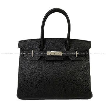 【最大3万円OFFクーポン★5/1?】再入荷!HERMES エルメス ハンドバッグ バーキン30 黒(ブラック) トゴ シルバー金具 新品(HERMES Handbag Birkin30 Black Togo SHW[Brand new][Authentic])【あす楽対応】#よちか