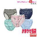 【送料無料】カジュアルショーツ 5枚 セット 福袋 綿混 大...