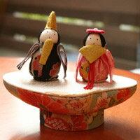 良き伴侶に恵まれますように☆【ひな祭り特集2011】貝の雛【楽ギフ_包装選択】10P26Jan11