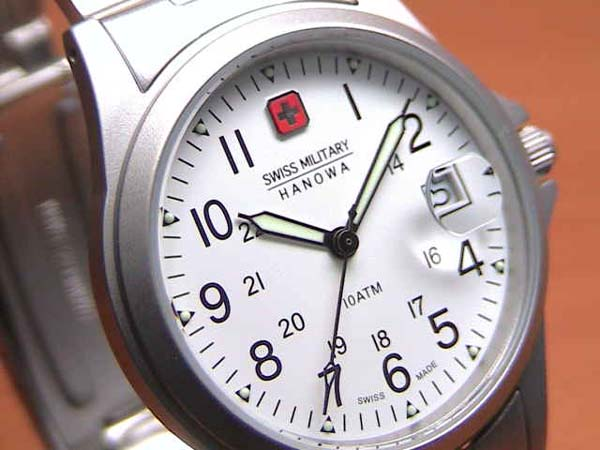 SWISS MILITARY スイスミリタリー 腕時計 ML18 メンズ 35mm METAL メタル! 【安心の正規輸入品】 ☆日本全国=北は北海道、南は沖縄まで送料580円でお届けけします☆