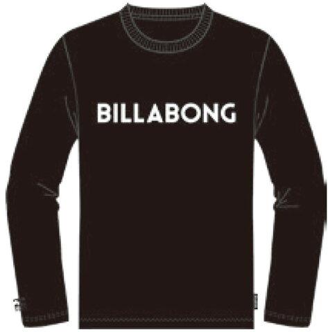 ビラボン billabong BILLABONG メンズ ラッシュガード Tシャツ AJ011860 BLK マリンSP ミズギ