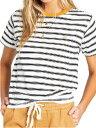 ビラボン billabong BILLABONG レディース デザインTシャツ AJ013304 WBK カジュアル Tシャツ