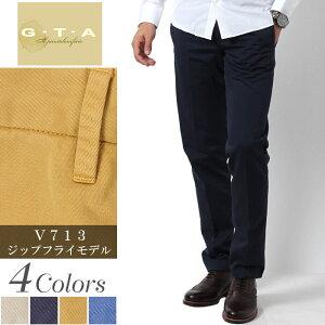 送料無料 【G・T・A ジーティーアー パンツ】コットンパンツ ジップフライ V713 GTA PANTS Special Washed メンズ 全4色 スラックス チノパン カーゴパンツ 好きにもお勧めメンズ(男性用)