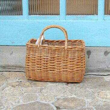 「スクエアトートバッグ」 かご カゴ バスケット 収納 アラログ 小物入れ バッグ トートバッグ