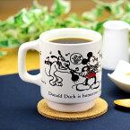 【ギリギリ超特価!!】【1個】ヴィンテージマグミッキー&フレンズ1個 日本製 陶磁器 Disney 300ml コーヒー 紅茶 お茶 ティー ティータイム アメリカン 雑貨
