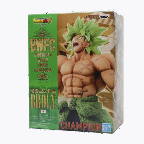 コレクション, フィギュア BANPRESTO WORLD FIGURE COLOSSEUM 2 SPECIAL BROLY BWFC