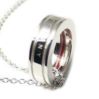 ペアネックレスレディースメンズペア誕生日プレゼントLOVEofDESTINYLODポージーリングネックレス赤い糸