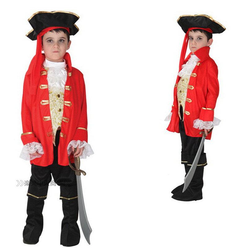 【chuutenn】ハロウィン コスプレ 海賊 海賊服 王子 宮廷 童話 モテる 民族衣装 舞台劇 子供用 おもしろ コスチューム かわいい 文化祭 忘年会 舞台衣装 演出服 cosplay コスプレ衣装 男の子 仮装画像