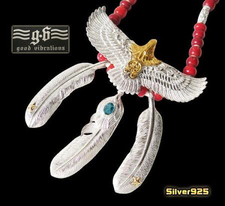 【GV】レザーホワイトハートネックレス(2)