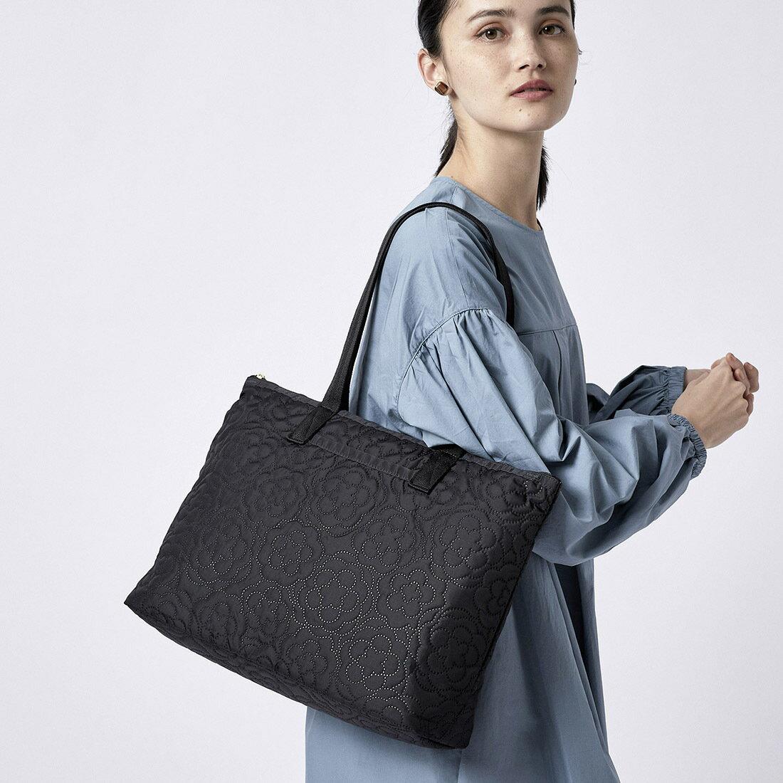 產品詳細資料,日本Yahoo代標|日本代購|日本批發-ibuy99|包包、服飾|包|女士包|手提袋|BASIC EAST WEST TOTE/パフィーブロッサムズ/レスポートサック