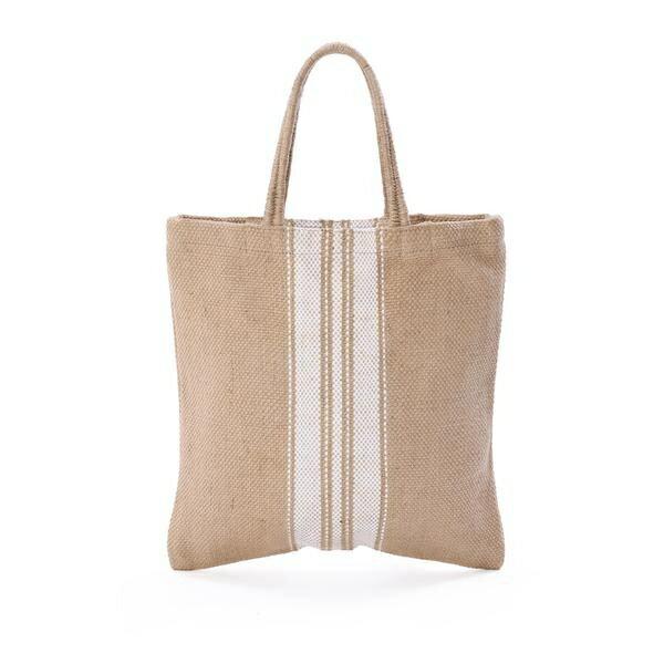 產品詳細資料,日本Yahoo代標|日本代購|日本批發-ibuy99|包包、服飾|包|女士包|手提袋|ジュートトートバッグ/セブンアイディコンセプト