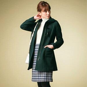 コート コーデ♡スーツに合うコートはトレンチ以外にもある!