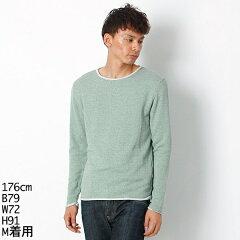 SC: ドロップショルダー ミニ裏毛 スウェット/シップス(メンズ)(SHIPS)