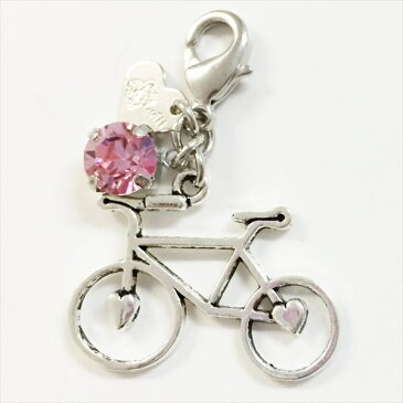 【Lolii】ハートの自転車チャーム【LoliiShop】/ロリィ(Lolii)