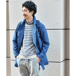 ライナー付きステンカラーコート【3/15まで送料無料】SCO: ツイル ステンカラー コート/シップ...