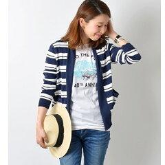 【SALE】カーディガン活性綿 ショールカーディガン/シップス(レディース)(SHIPS for women)