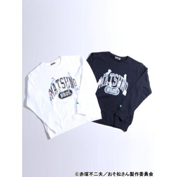 WEGO|【おそ松さん】スウェットプルオーバー/ウィゴー(メンズ)(WEGO)
