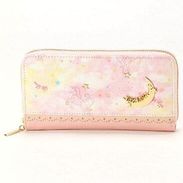 ファンタジー ラウンドファスナー長財布/リズリサ(バッグ&ウォレット)(LIZ LISA Bag&Wallet)