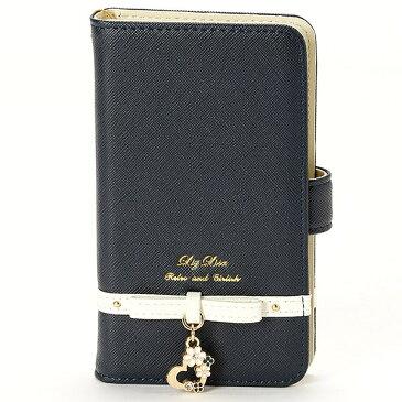 バニラ 多機種対応スマートフォンケース/リズリサ(バッグ&ウォレット)(LIZ LISA Bag&Wallet)