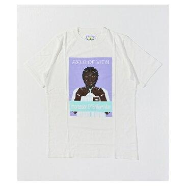 【GUACAMOLE】 Tシャツ/GOO TOUCH T SHIRTS / グータッチ Tシャツ/アイ(水着)(Ai)