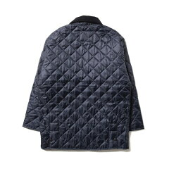 Campbell Cooper Diamond Quilted British Riding Jacket: Navy, Black