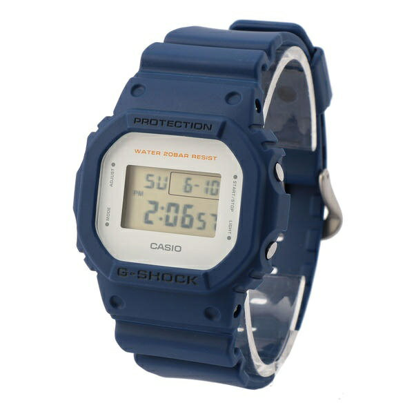 腕時計, メンズ腕時計 CASIOGSHOCK DW5600M SHIPS JET BLUE