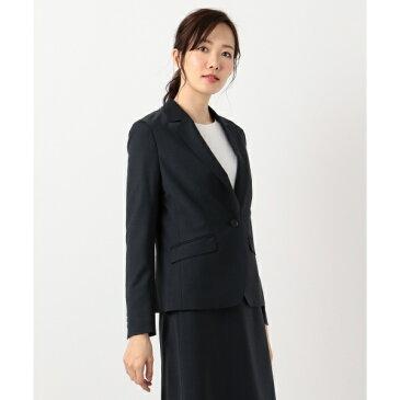 【スーツ対応】BAHARIYE1 テーラードジャケット/Jプレス Sサイズ(レディス)(J.PRESS LADIES S)