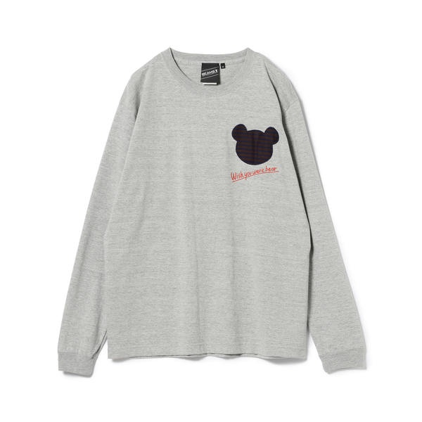 トップス, スウェット・トレーナー SPECIAL PRICEBEAMS T Wish You Bear Long SleeveBEAMS