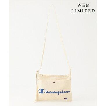 【WEB限定】L'aube Champion サコッシュ/エニィスィス(any SiS)