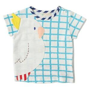CHECKオウムTシャツ/ベイビーチアー(babycheer)