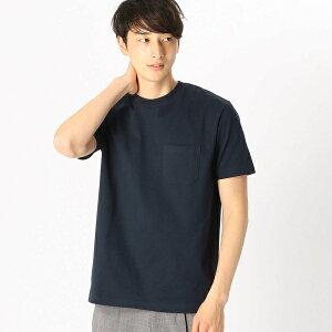 <汗染み防止加工> ポケット付 Tシャツ/コムサイズムメンズ(COMME CA ISM)
