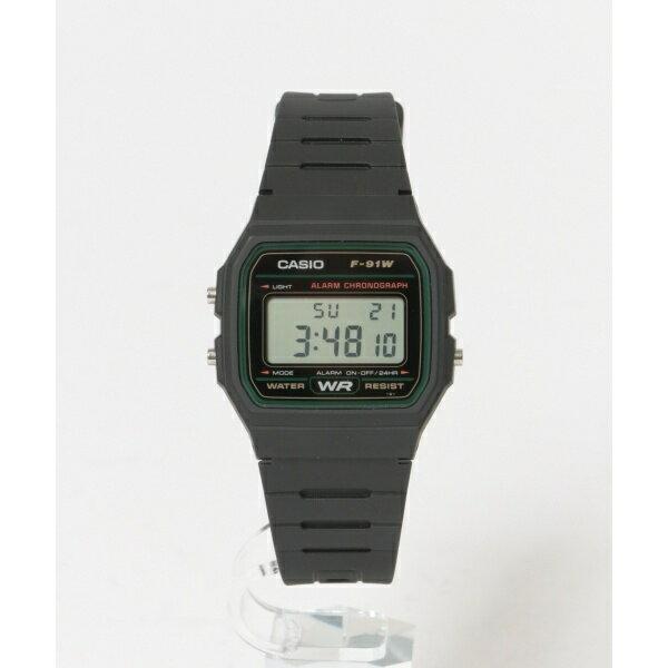 CASIO f91w watch (CASIO F91W-3) URBAN RESEARCH D...