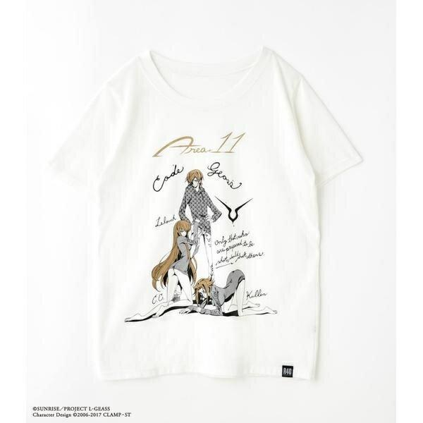 トップス, Tシャツ・カットソー R4G LOVE CODE GEASS LADIES TEER4GR4G