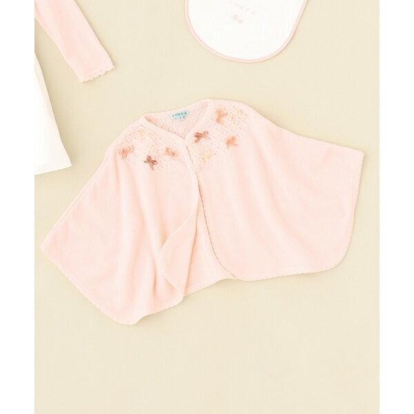 キッズファッション, ケープ・マント CrochetRibbon TOCCA BAMBINI
