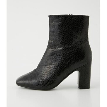 PYTHON SHORT BOOTS/アズールバイマウジー(レディス)(AZUL BY MOUSSY)
