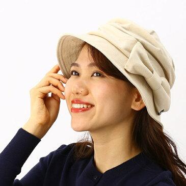 【アルファキュービック】BIGリボンクロッシェ(レディース/婦人/クロッシェ/帽子/春夏)/ジャックポット(Jackpot)
