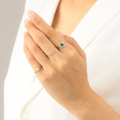 40代 アラフォー 普段使い アクセサリー リング・指輪 アガット プレゼント
