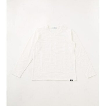 SHADOW CAMOUFLAGE LONG SLEEVE/アズールバイマウジー(メンズ)(AZUL BY MOUSSY)