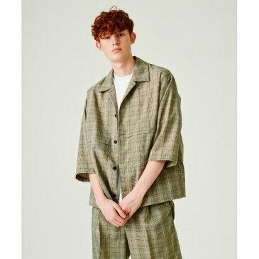 COOL MAX(R)ポリトロマッキーノシャツ/ティーケー タケオキクチ(tk.TAKEO KIKUCHI)