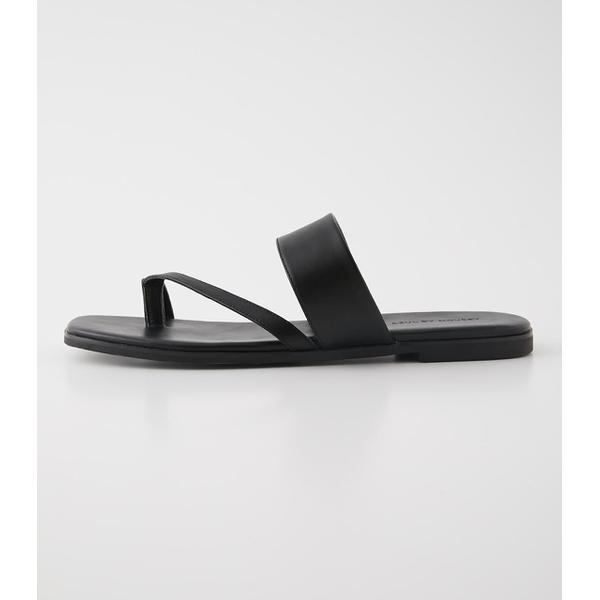 AZUL by moussy(アズールバイマウジー)『ASYMMETRY THONG SANDALS』