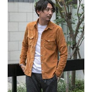 メンズシャツ(ヴィンテージ加工コーディロイシャツ)/アーバンリサーチ ロッソメン(URBAN RESEARCH ROSSO MEN )