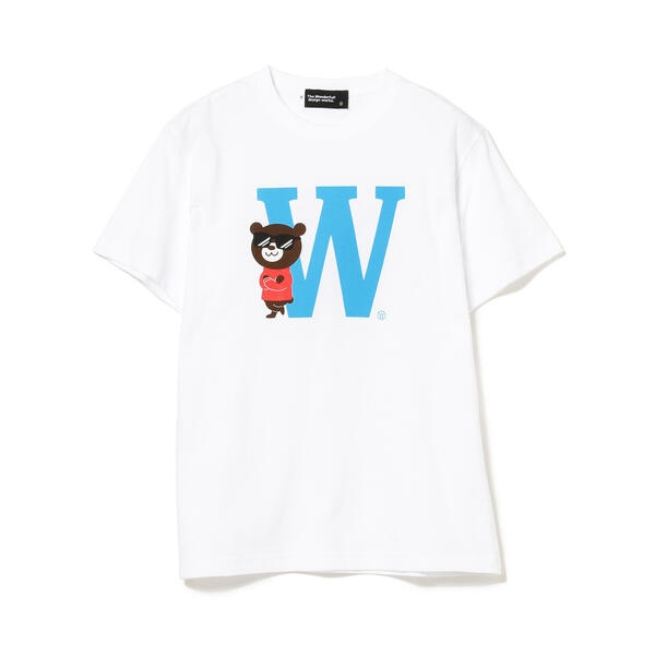 トップス, Tシャツ・カットソー The Wonderful design works BEAR TBEAMS
