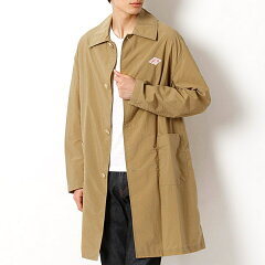Danton Nylon Taffeta Coat JD-8643NTF: Camel