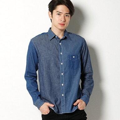 Sunny Sports Chambray Shirt 111-10-0121: Crazy