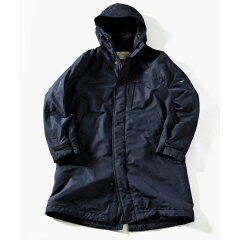 Mizuno Creation Breath Thermo Hooded Coat 114-15-0279: Navy