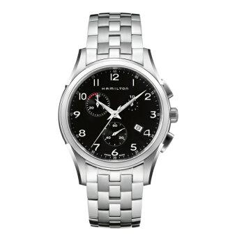 メンズ時計(ジャスマスターシンラインクロノ【型番:H38612133】)/ハミルトン(HAMILTON)