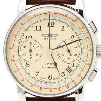 メンズ時計(【型番:76145】電池式(クオーツ式)/ツェッぺリン(ZEPPELIN)