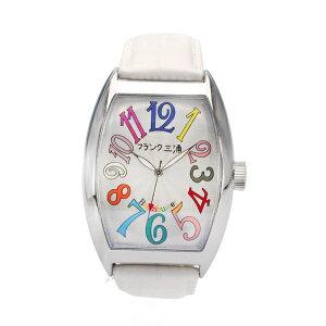 究極の遊び心を追求した天才時計師ユニークウォッチ。ユニセックス時計(六号機【型番:FM06K-C...
