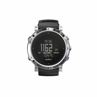 ユニセックス時計(COREBRUSHEDSTEEL高度計・気圧計・電子コンパス/スント(suunto)
