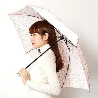 傘(〔長傘(手開きタイプ)・200g以下(軽量)〕/ランバン・オン・ブルー(雑貨)(LANVINenBleu)